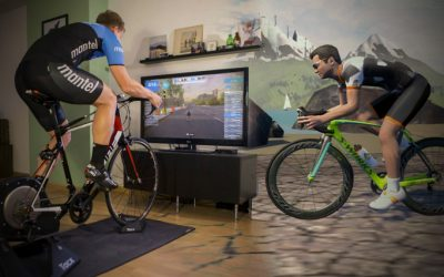 VIRTUAL CYCLING IN QUARANTINE TIMES
