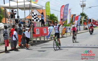 TRINIDAD & TOBAGO CYCLING CLASSIC STILL ON