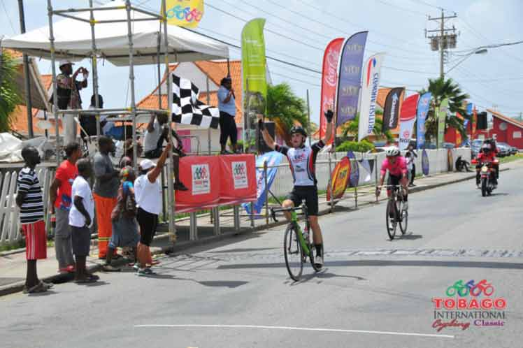 TOBAGO CYCLING CLASSIC TOUJOURS ACTIF