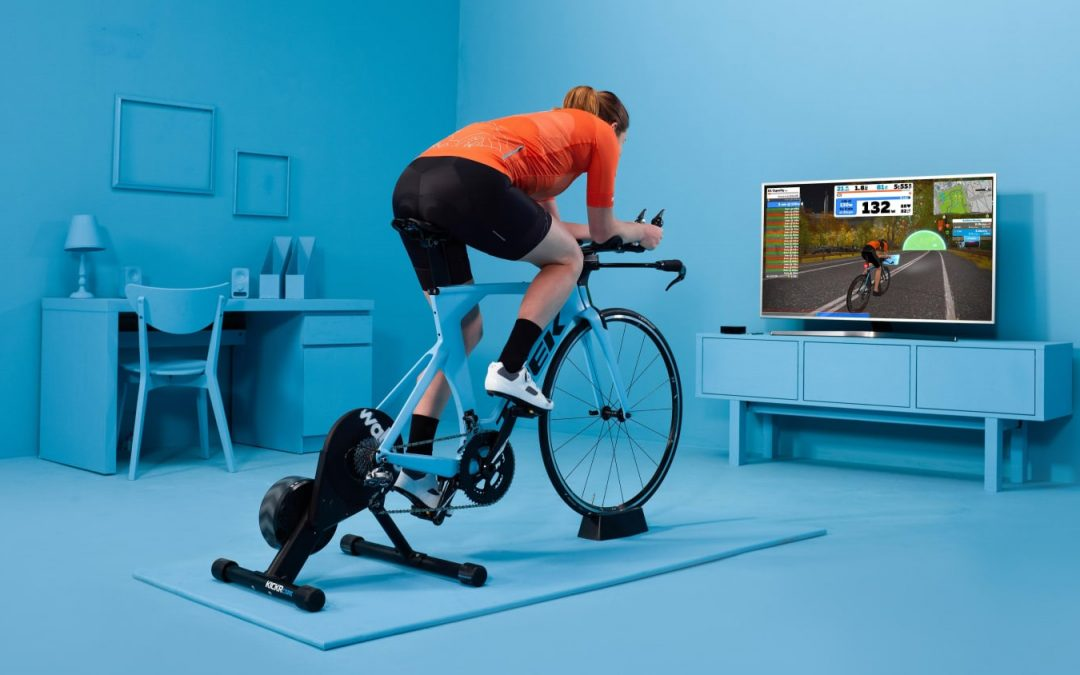 VIRTUAL CYCLING ENTER IN AMERICA