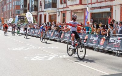 COLOMBIAN FERNANDO GAVIRIA WINS SECOND STAGE OF THE TOUR TO BURGOS