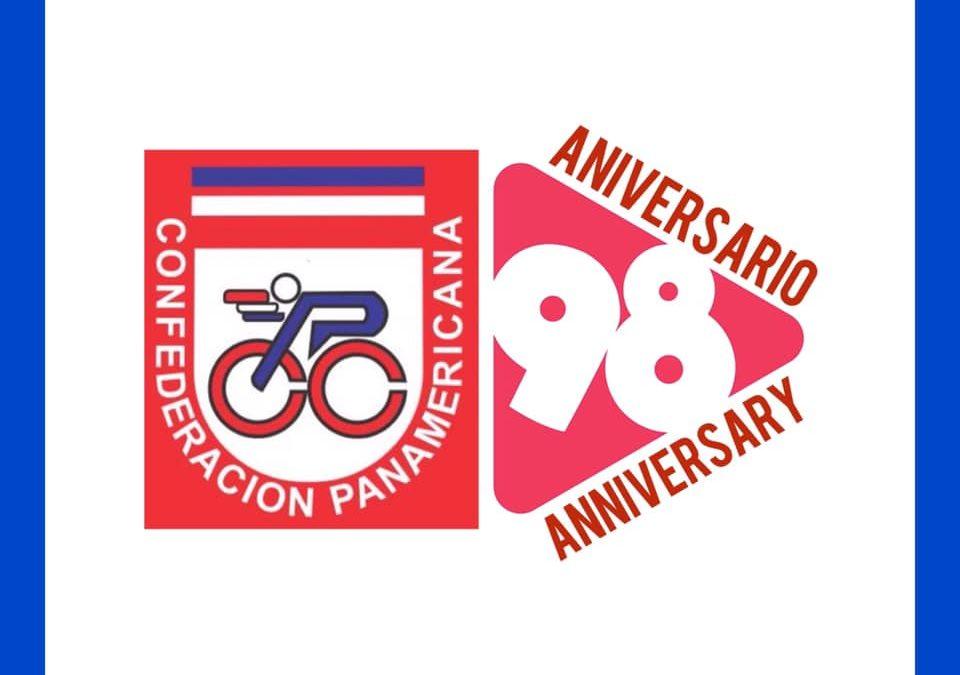 COPACI 98 ANS EN CHEF DES DESTINATIONS DU CYCLISME EN AMÉRIQUE (24 SEPTEMBRE 1922-2020)