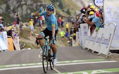 """""""SUPERMAN"""" LÓPEZ WINS STAGE 17 OF THE TOUR OF FRANCE"""