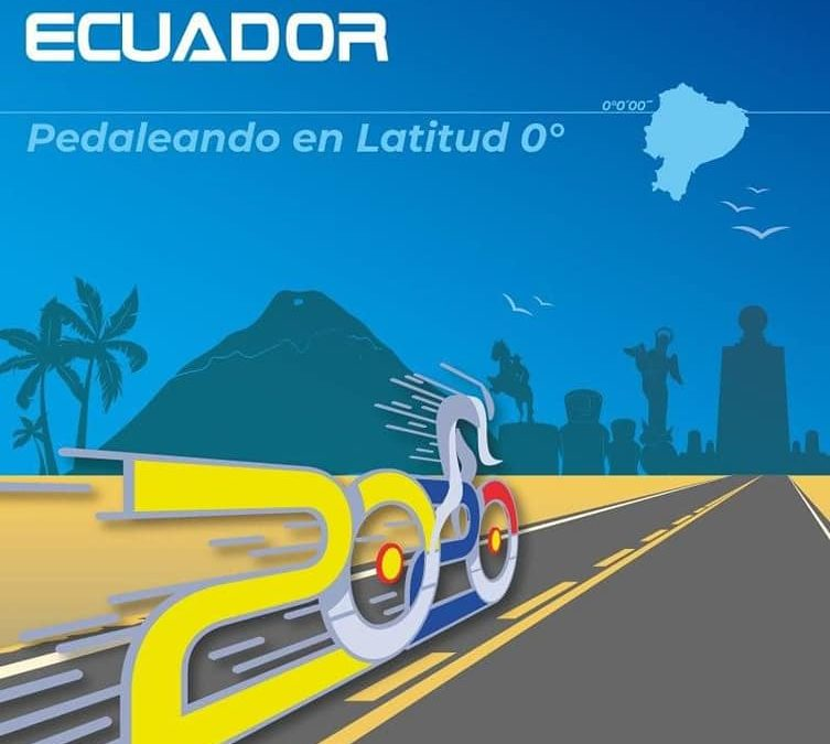THE VUELTA OF ECUADOR 2020 WILL HAVE TRAVEL 6 PROVINCES AND 785 KILOMETERS
