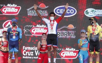 PANAMA DOES NOT GIVE THE LEADERSHIP OF THE VUELTA A GUATEMALA