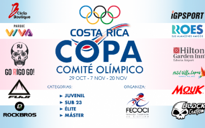 MORE THAN 400 CYCLISTS WILL BE AT THE NATIONAL OLYMPIC COMMITTEE CUP
