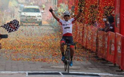 DOUBLET FOR THE BEST PC TEAM OF ECUADOR IN THE VUELTA A GUATEMALA