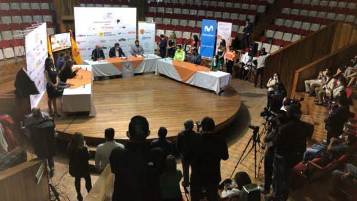 ARRANCA MAÑANA LA VUELTA A ECUADOR 2020
