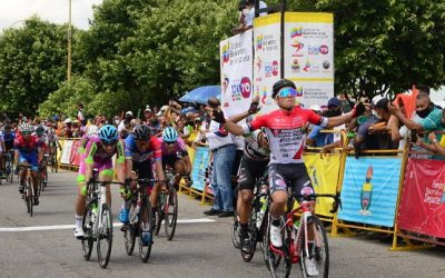 ANDRONI GIOCATTOLI-SIDERMEC RATIFIES HIS REIGN FOR THE INITIAL STAGE OF THE VUELTA AL TÁCHIRA
