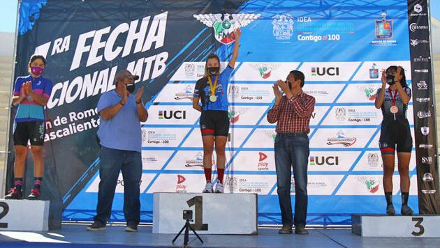 NATIONAL MTB CUP: CLARK AND ULLOA WINNERS IN AGUASCALIENTES