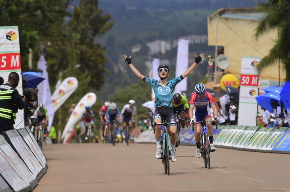 Boileau's third victory in Tour de Rwanda, Jhonatan Restrepo the best of Colombia