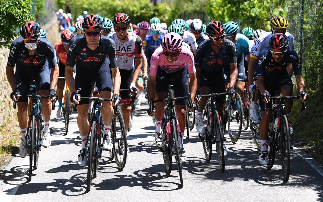 The news: Giro d'Italia in its final week without COVID-19 positives
