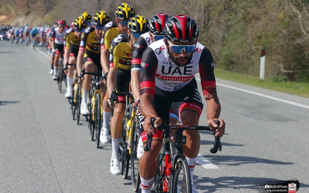Fernando Gaviria rubrica lo mejor de América hasta ahora en Giro de Italia