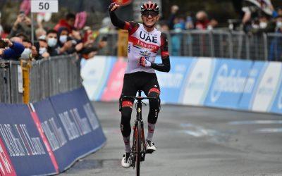 Joe Dombrowski, America's first victory at the Giro d'Italia