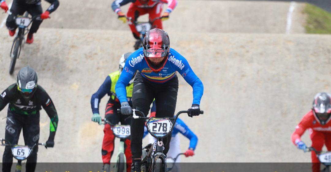 Copa del Mundo de BMX en Colombia: 94 corredores de 24 países