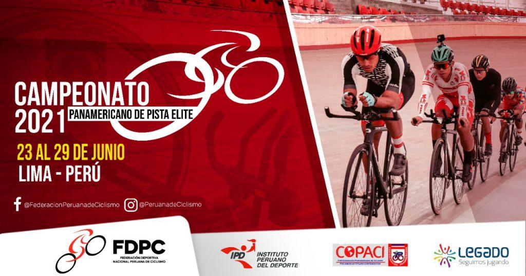 Championnat panaméricain de piste approuvé à Lima