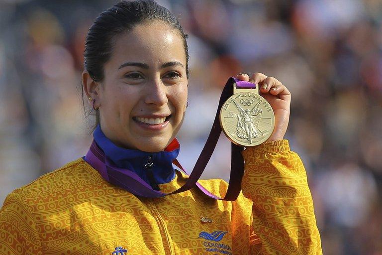 Mariana Pajón lidera equipo colombiano en Copa del Mundo de BMX en Bogotá