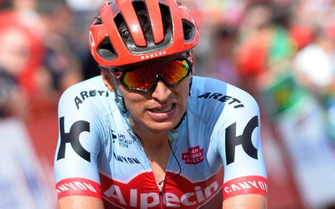 Jhonatan Restrepo returns to the podium of the general classification in Tour de Rwanda
