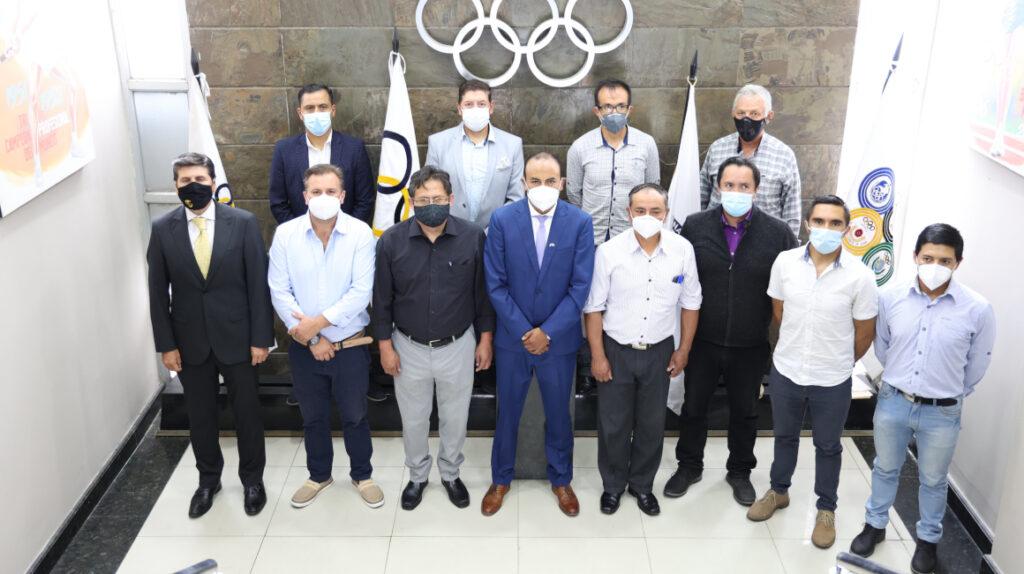 Felicita Copaci a nuevo Presidente de la Federación Ecuatoriana de Ciclismo