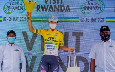 Colombia continues to lead in Tour of Rwanda, now it is Santiago Umba