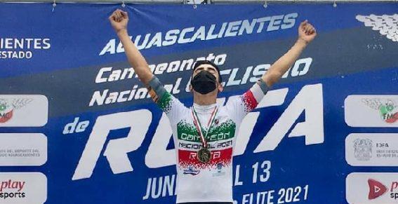 Anuncian a la selección mexicana de ciclismo que competirá en Tokio 2020