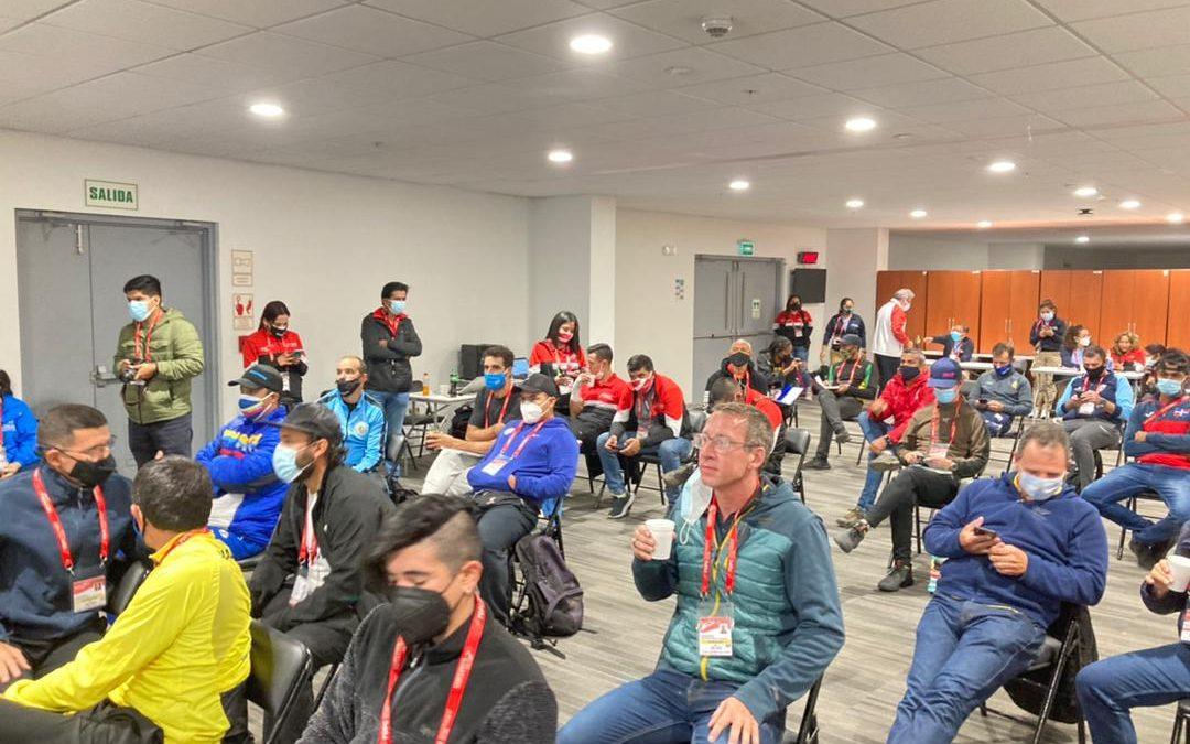 Copaci president predicts a successful Pan American Cycling Championship