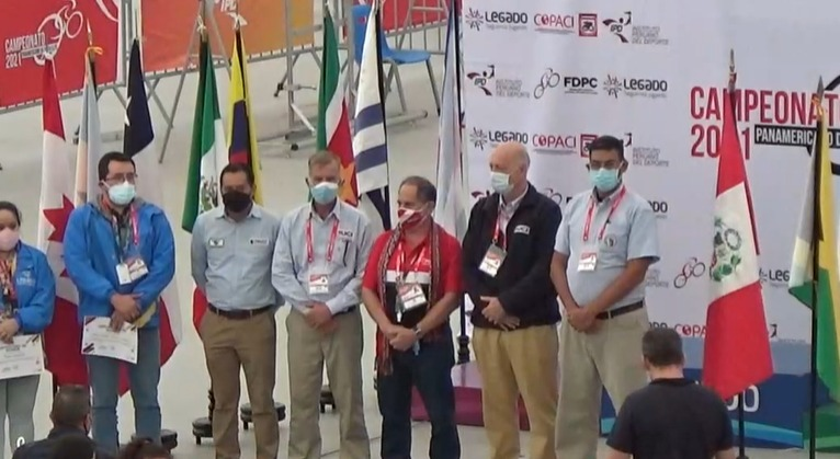 Copaci reconoce organización de Lima y felicita a Colombia