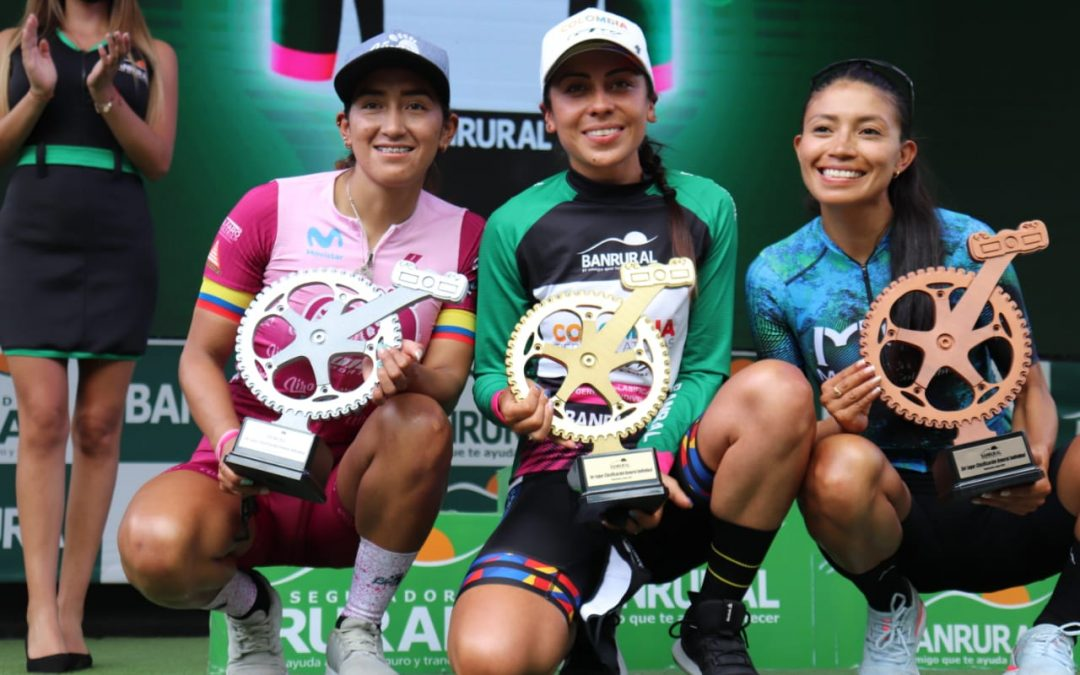 Colmenares and Colombia, full of prizes in the XX Tour of Guatemala