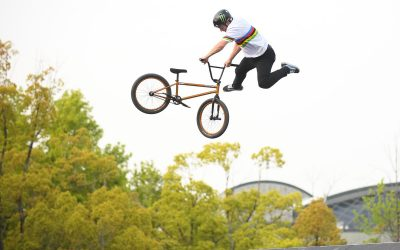 America: seven Olympic places in the debut of BMX Freestyle