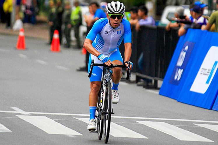 Manuel Rodas y sus  terceros Juegos Olímpicos