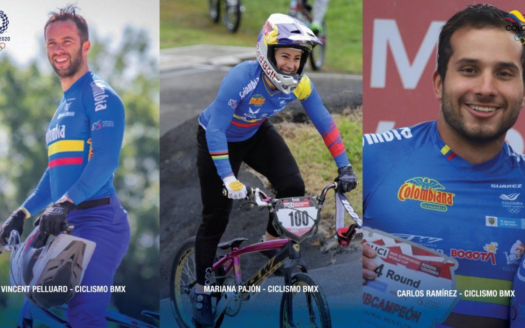 Siete países de América con representantes del BMX para los Juegos Olímpicos