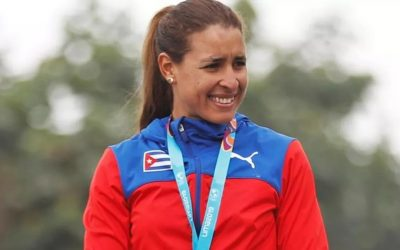 Exclusive with Cuban Arlenis Sierra from Tokyo 2020