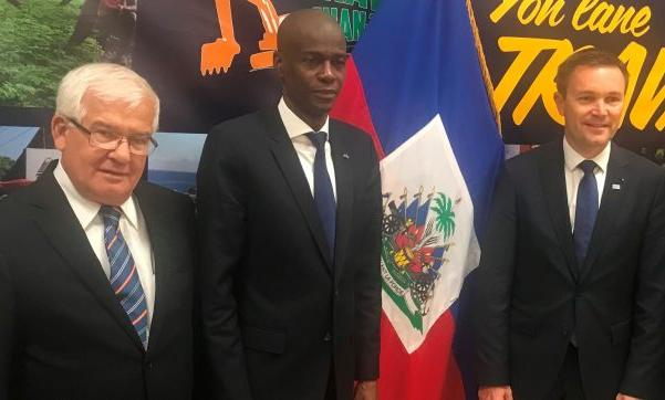 COPACI condemns the assassination of the president of Haiti Jovenel Moise