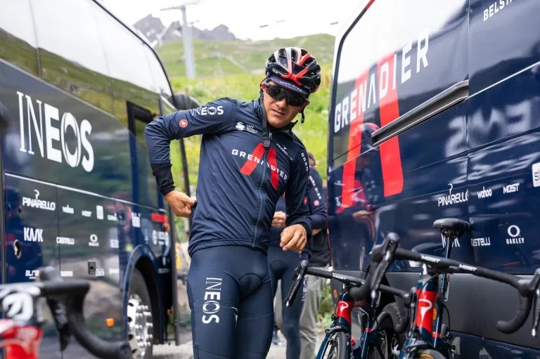 Confessions of Urán, Carapaz and Nairo on rest day of the Tour de France