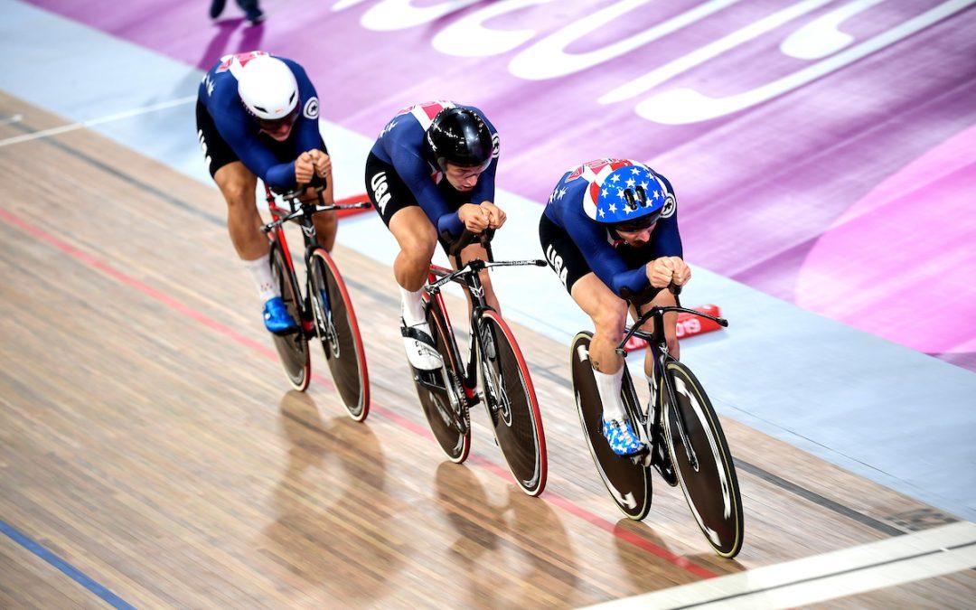En el ciclismo de pista de los I Juegos Panamericanos Junior estarán 14 países