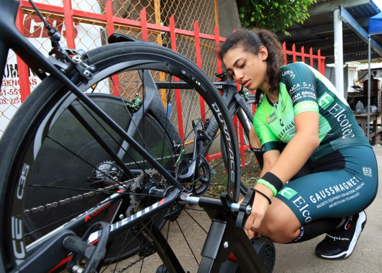 El Salvador will have Serena Torres in the World Road Cycling Championship