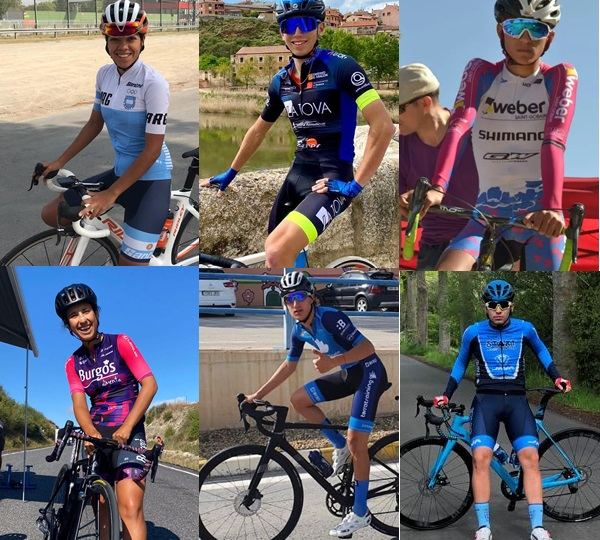 Argentina with six names to the Road Cycling World Championship