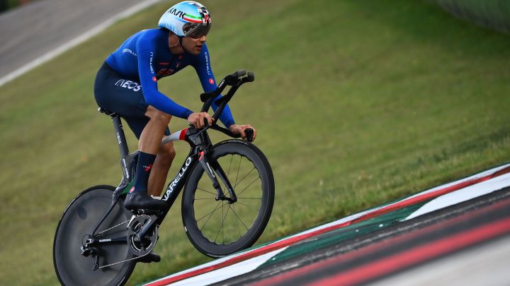 2021 Cycling World Cup Time Trial: details and favorites