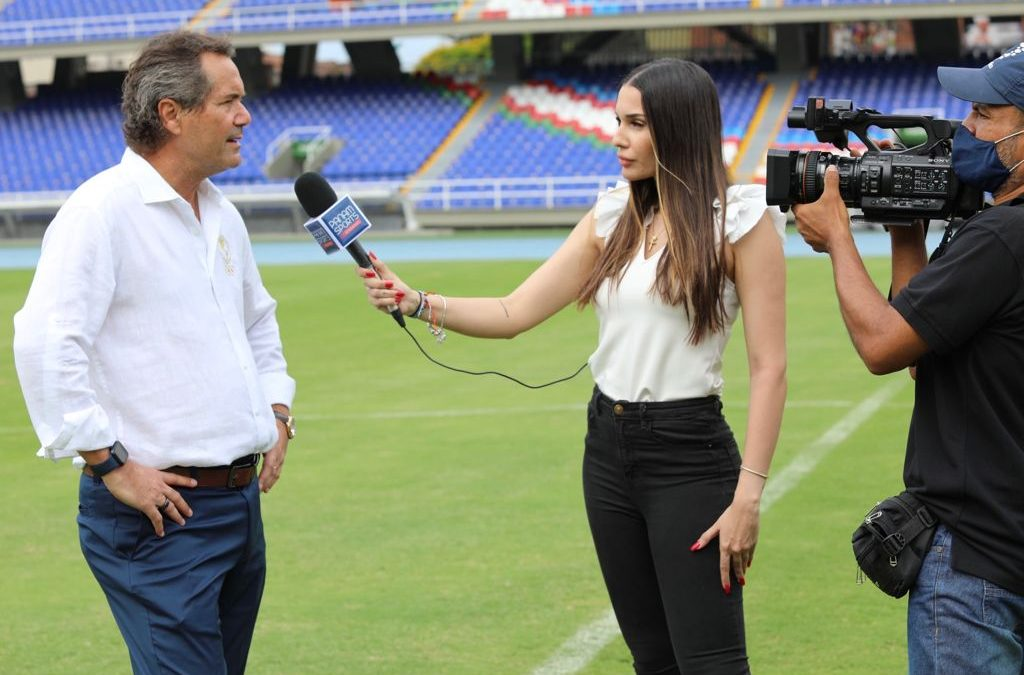 Neven Ilic, Presidente de Panam Sports