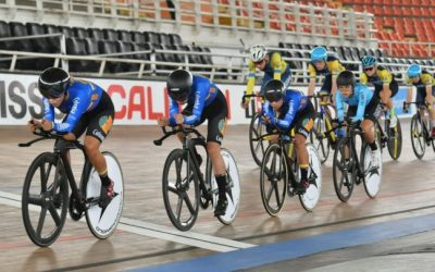 America: 54 riders and nine countries in the Track Cycling World Cup
