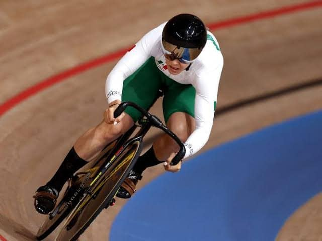 Mexican cyclists to the World Track Cycling Championships