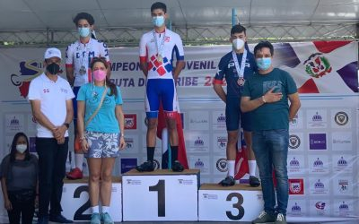 The Dominican Republic opens with two golds the Caribbean youth road championship