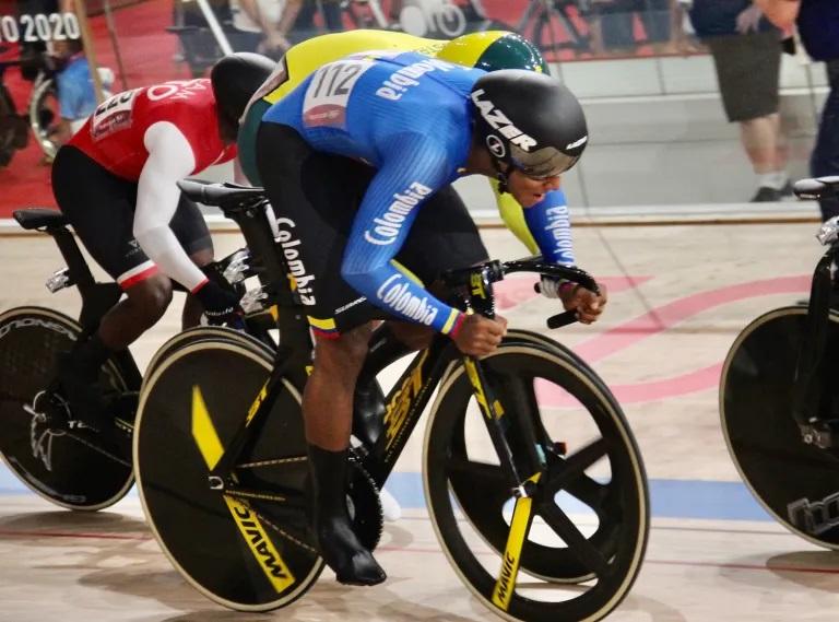 Mundial de ciclismo de pista dará cupos a la Liga de Campeones de la UCI