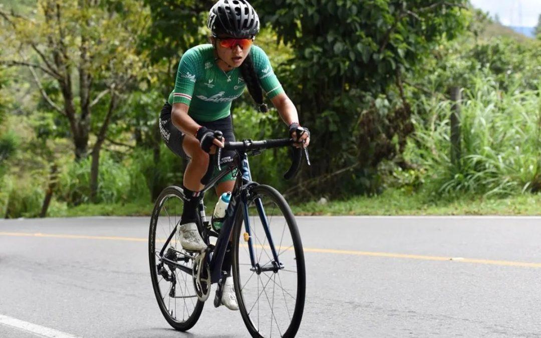 Ana Milena and Wilson Peña dominate the chrono of the Tour of Boyacá