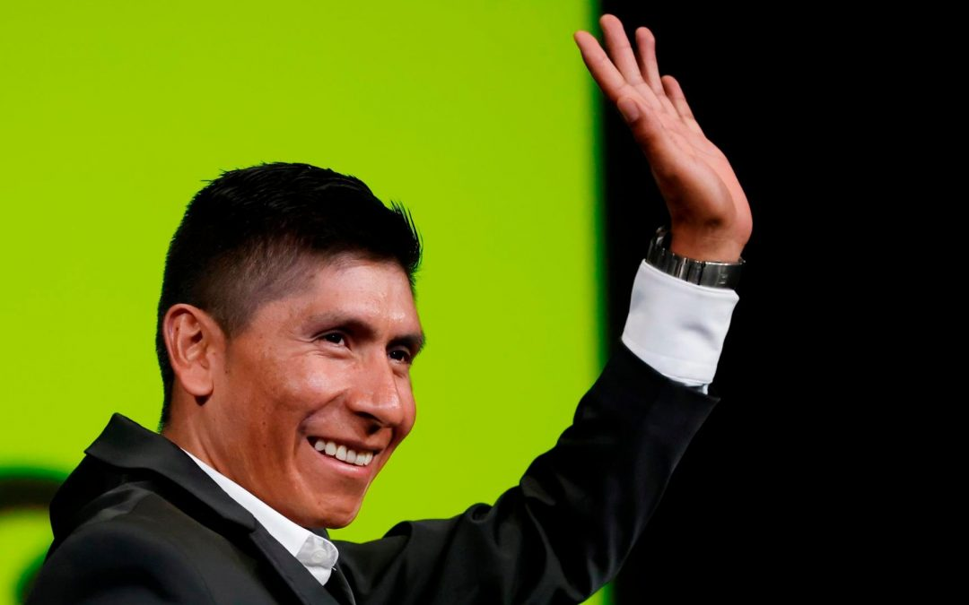 Nairo Quintana and his return to the Tour del France 2022