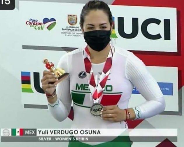 Yuli Verdugo, ganadora del Premio Estatal del Deporte